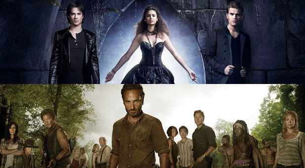 Vampire Diaries, Walking Dead