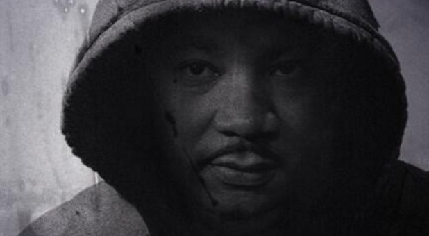 MLK with hoodie