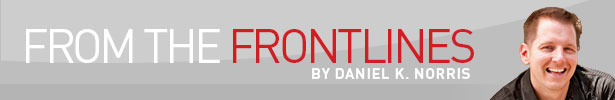 From the Frontlines, with Daniel K. Norris