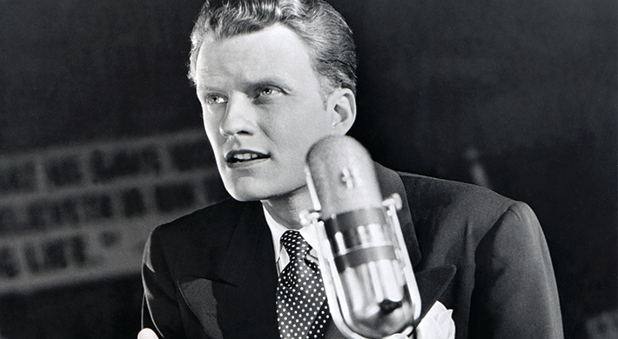 Billy Graham in 1955