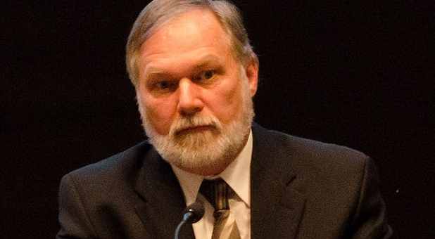 Scott Lively at the Mass Equality Forum in March 2014