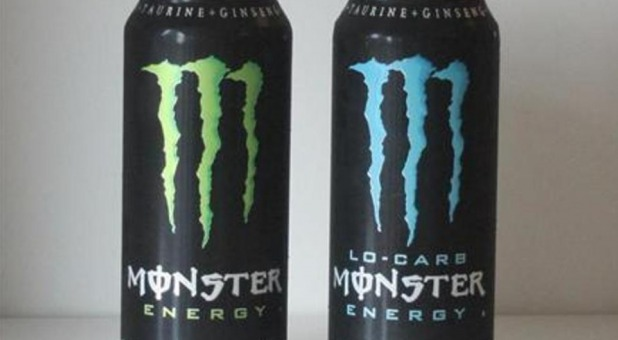 Christine Weick Monster Energy Drink