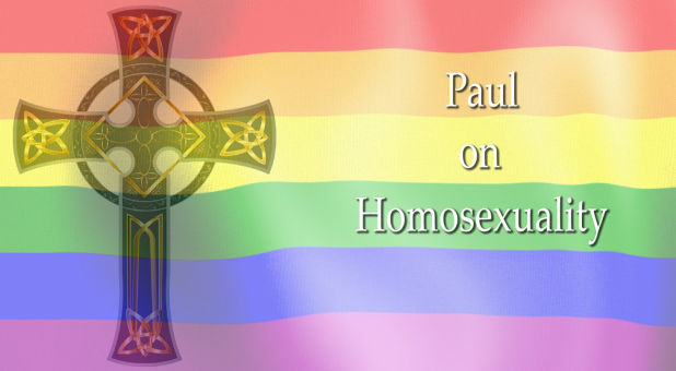 Paul on homosexuality