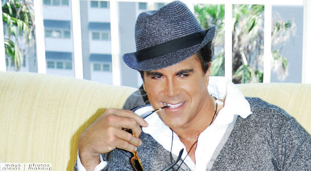 Carman is gearing up for his No Plan B tour.