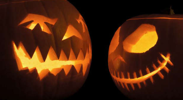 We don't celebrate Halloween per se; we remember Jesus' victory on the cross and how He overcame evil. Many churches offer Fall Festivals and celebrations for this very reason—to redeem the theme of Halloween.