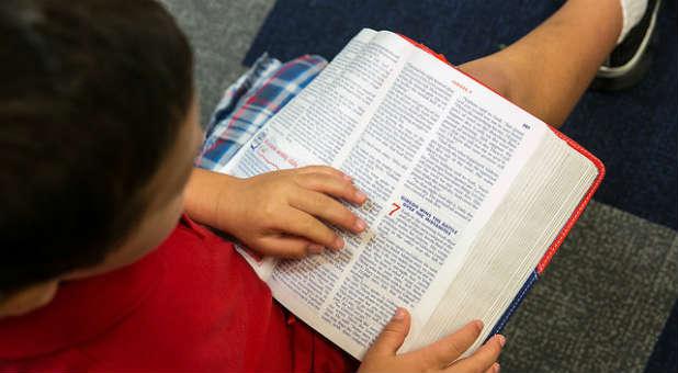School bans bible study