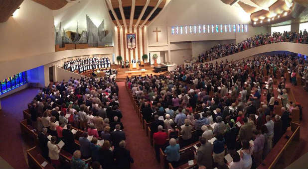 First Baptist of Greenville is now ordaining gay, transgender ministers.
