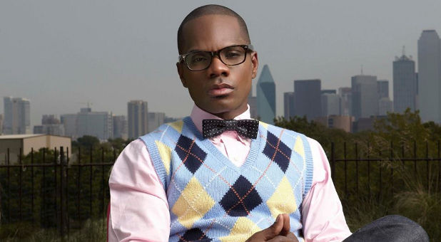 Kirk Franklin is redefining 'greed' vs. 'need.'