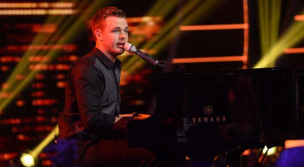 """American Idol's"" Clark Beckham"