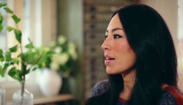 Joanna Gaines and her husband, Chip, are the stars of HGTV's 'Fixer Upper.'
