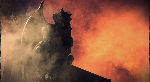 Demon witchcraft
