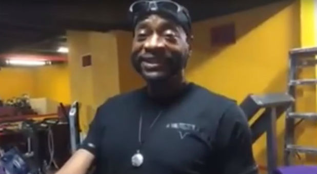 Contrary to Popular Reports, Bishop Eddie Long Not in the ...