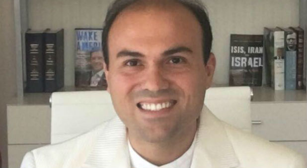 Saeed Abedini: The Antichrist Spirit Is Active in Global Politics Right Now
