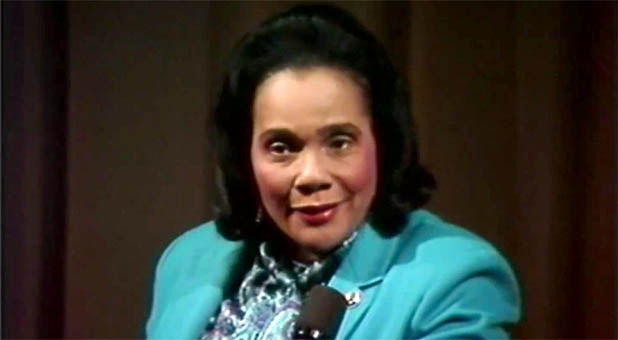 Coretta Scott King S Letter About Sessions