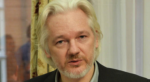 WikiLeaks Co-Founder Julian Assange