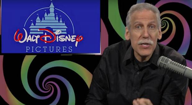 Is 666 in the Disney logo?