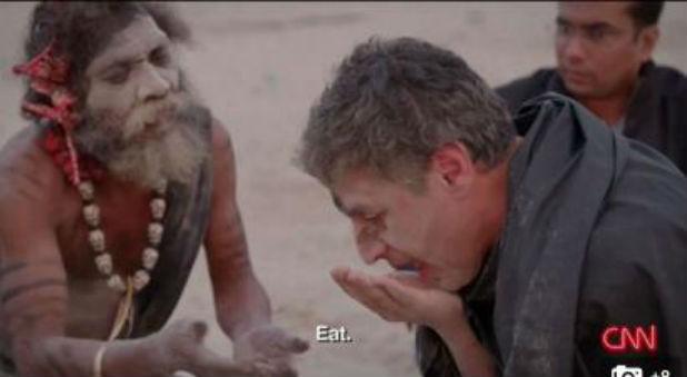 Cannibalism India
