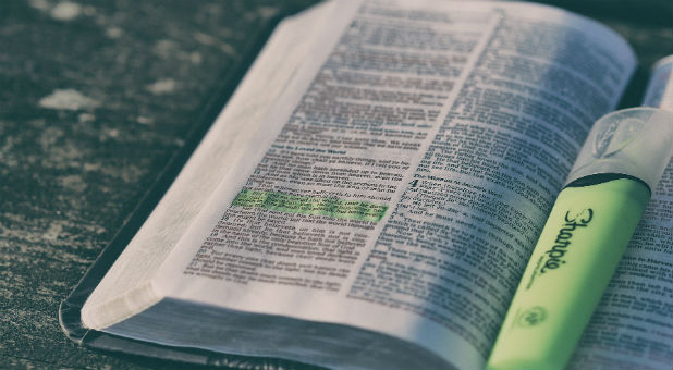 One place Americans are still likely to hear the Bible read is in church. And many Protestant pastors try to encourage their flocks to give the Bible a try.