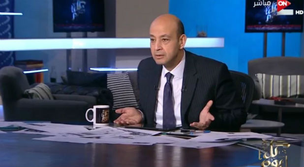 This broadcaster sits stunned after a Coptic woman forgave her husband's killer.