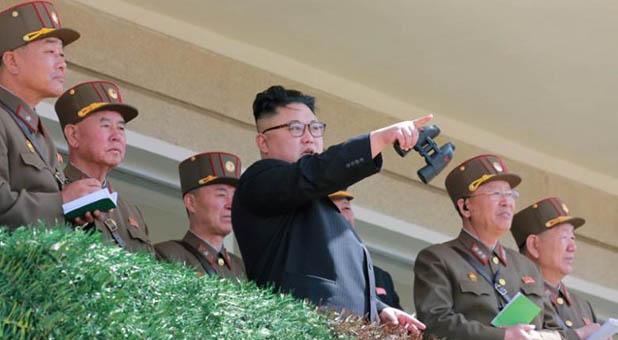 North Korean dictator Kim Jong-un