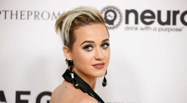It's a sad day for the Hudson family. Prodigal daughter Katy Perry is denouncing her Christian upbringing.