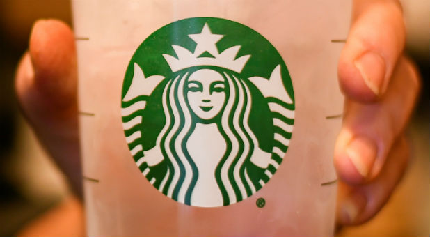 Kayla Hart dropped by the Starbucks in Charlotte, North Carolina, the other day for a cup of coffee. She left with a bitter taste?and it had nothing to do with the overpriced java.